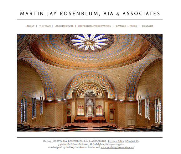 Martin Jay Rosenblum Architects